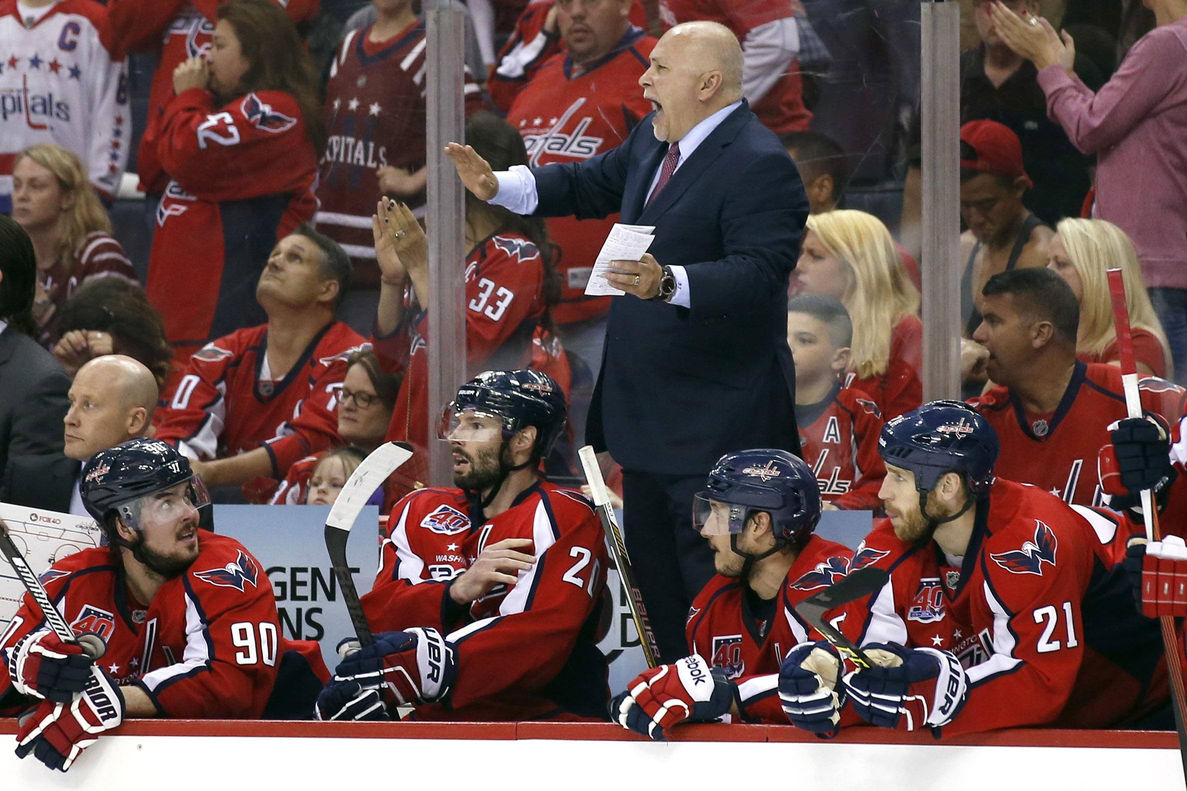 What Does Barry Trotz Need To Work On Opinion By Ernie