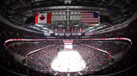 9fe371d9c8c How Does The Verizon Center Compare to Other NHL Arenas  (Opinion ...
