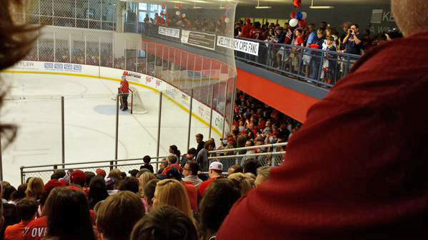 Kettler Capitals Iceplex  A Fan s Guide to the Capitals  Practice ... 4751fa520805