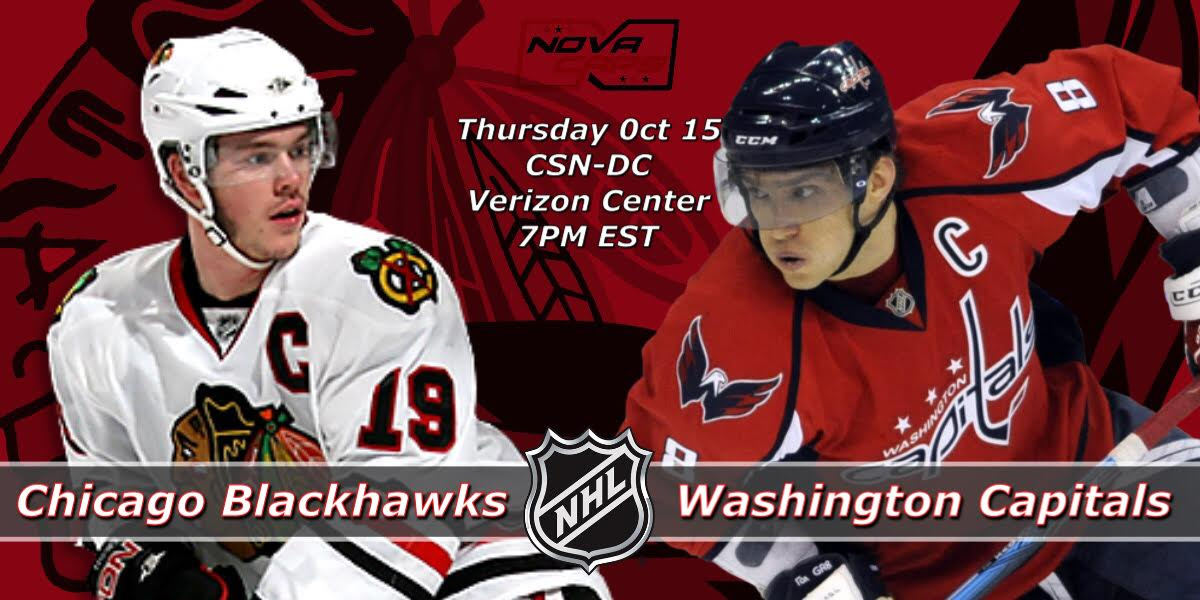 ec9e4c602 The Capitals opened up the 2015-16 NHL season with a solid 5-3 win against  the New Jersey Devils last Saturday