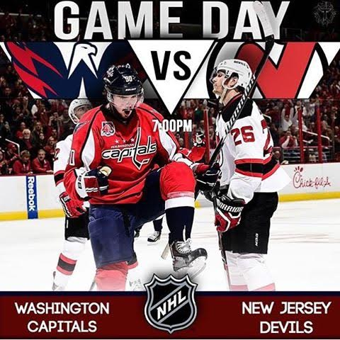 Game 1 Preview  New Jersey Devils   Washington Capitals  c4aa92121dc
