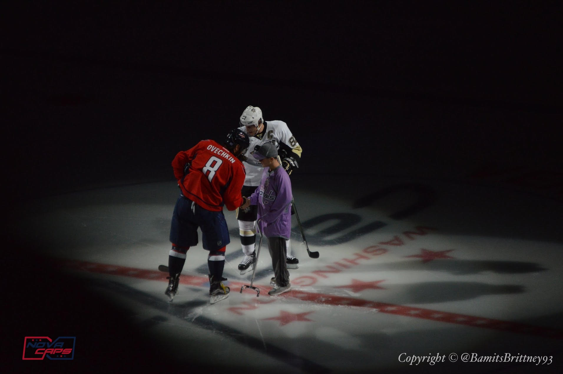 ... Capitals Hockey Fights cancer event. hockey1. hockey2. hockey4 1cb674f20