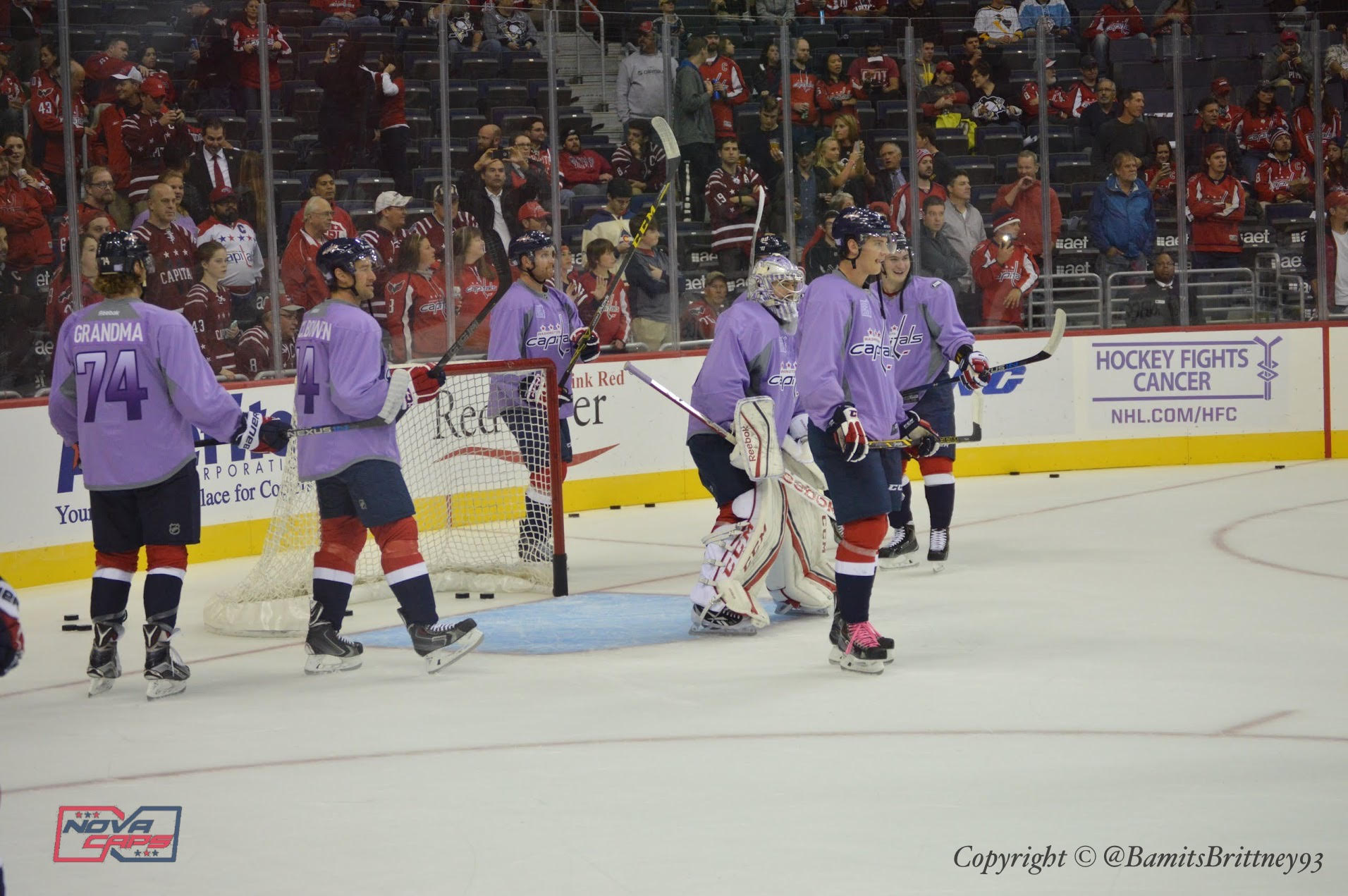 ... Capitals Hockey Fights cancer event. hockey1. hockey2. hockey4.  hockey5. hockey8. hockey7. hockey9 2d69f1f3d