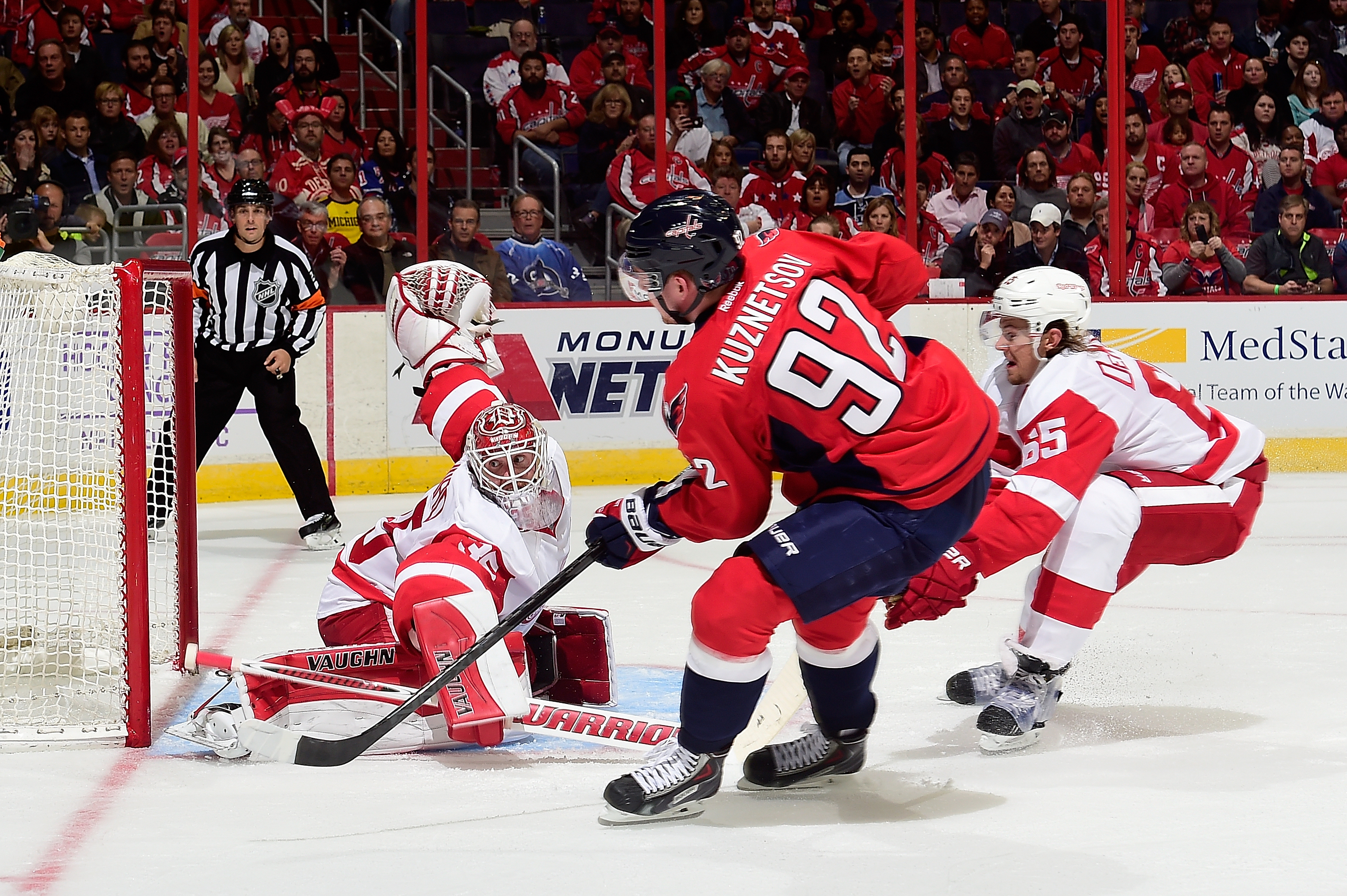 Game Preview  Red Wings   Capitals – Round 3 – A Green Scene  313c574da38