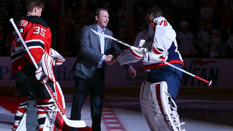 Could Braden Holtby Be The Next Marty Brodeur Nova Caps
