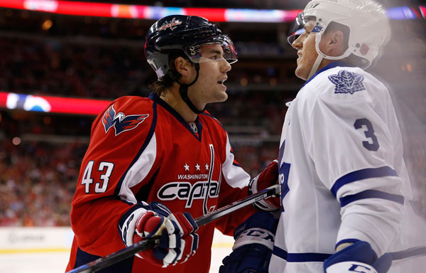 fe0e5c2d3f6 Tom Wilson  Choosing His Battles Is A Good Thing For the Caps…and ...