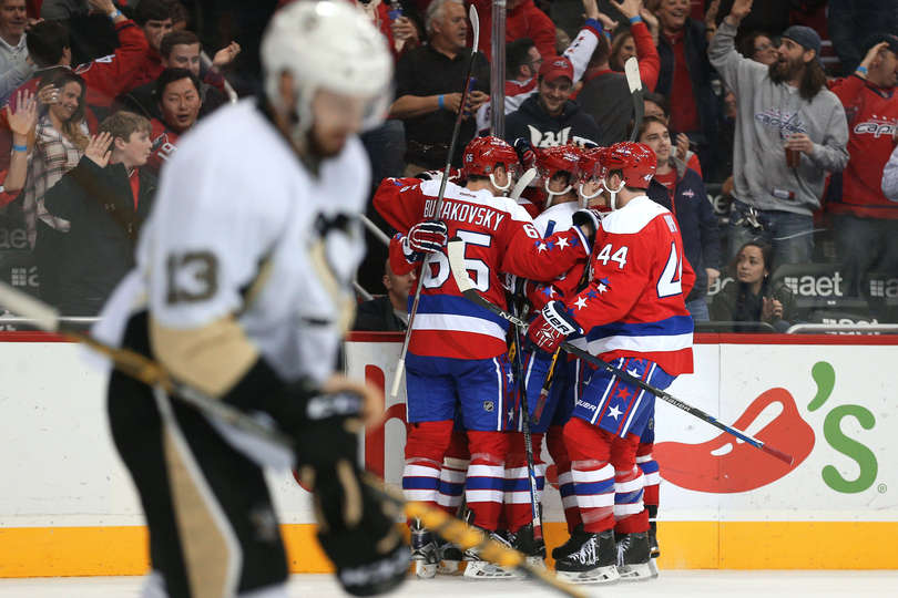 Patrick Smith Getty Images. The Washington Capitals beat the Pittsburgh  Penguins 3-2 ... a8d42fa2d83e