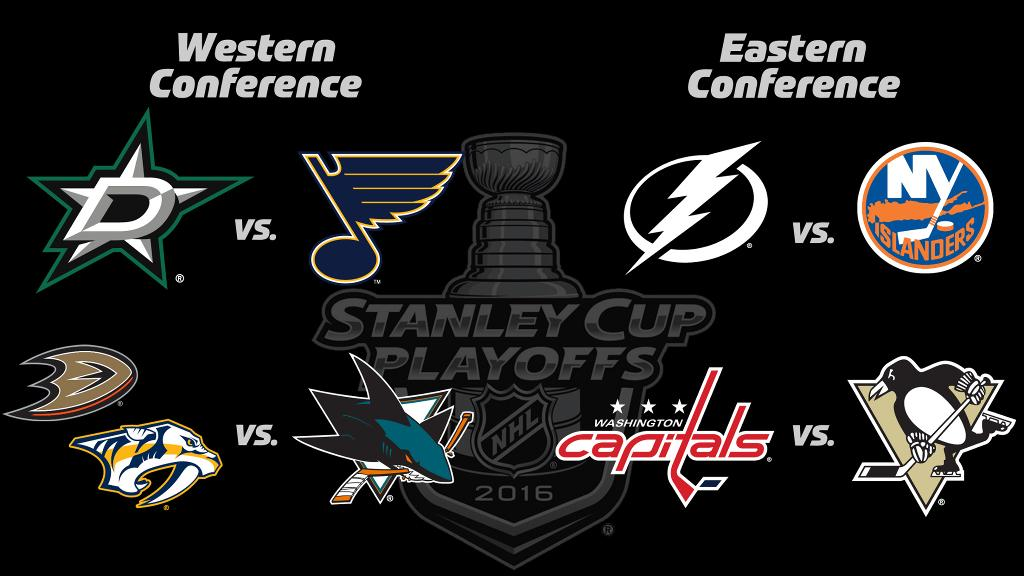 8097f721c89 The NHL has announced the dates and times for the Capitals-Penguins second  round playoff series.