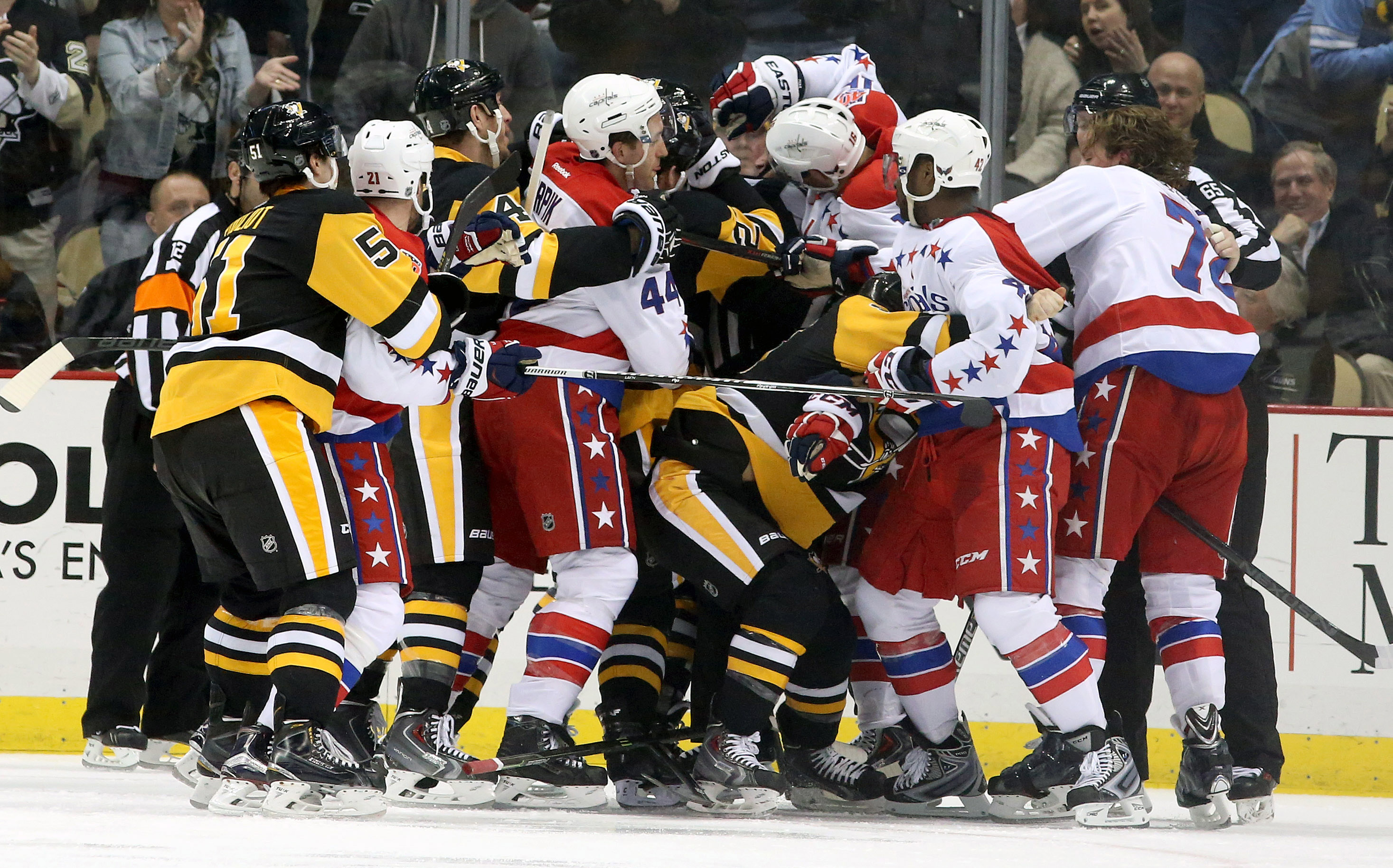Capitals Have A Score to Settle With Penguins – A Historical Recap ... cadf2ea9f83