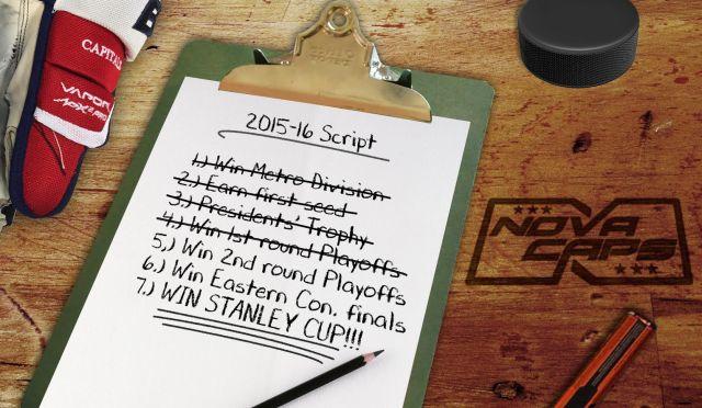 washington-capitals-script-checklist