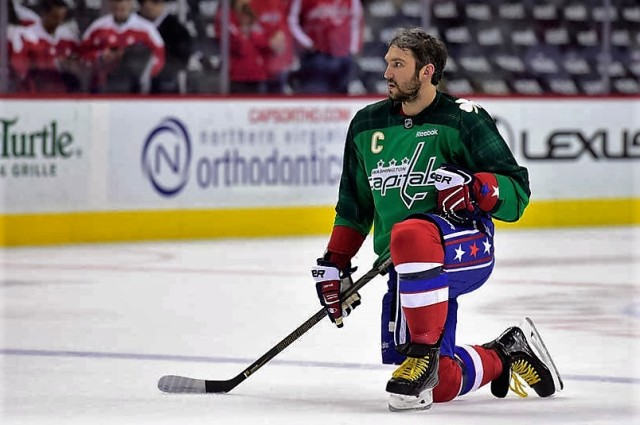 Alex Ovechkin MARCH 15 16 Patrick McDermott Getty Images