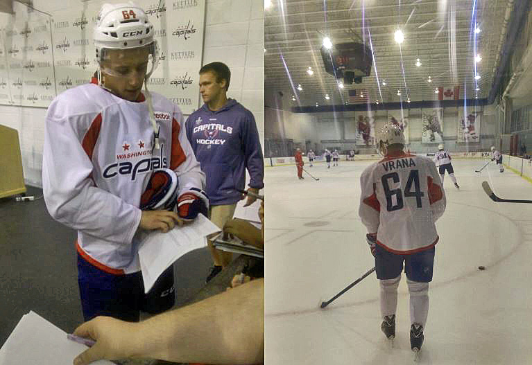 Introduction to Capitals Development Camp  36ed062ff2c