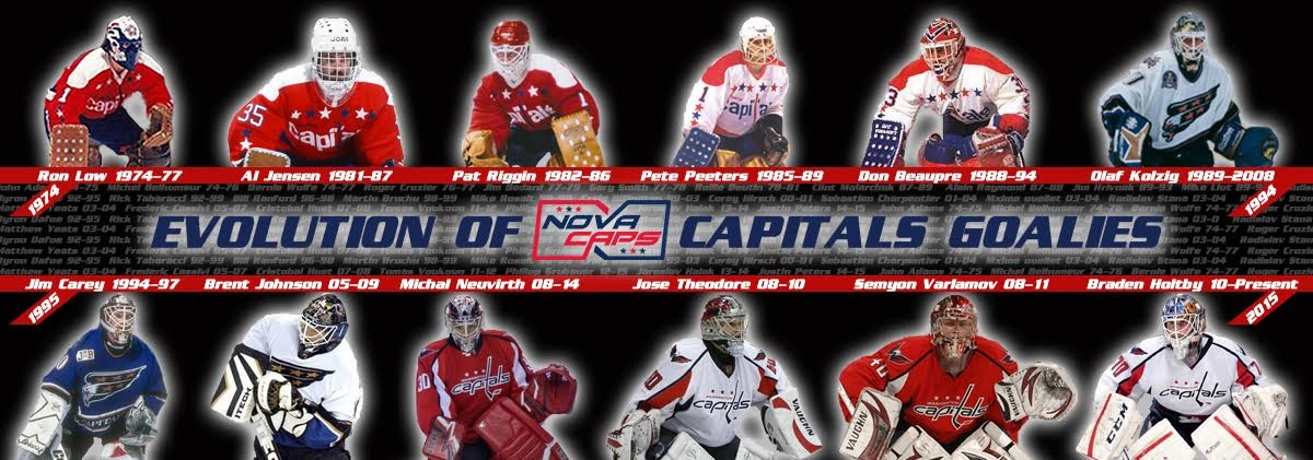 The Washington Capitals Net Coverage for Today and Tomorrow  b8574c3ce