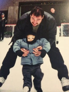 garrett-pilon-washington-capitals-nova-caps