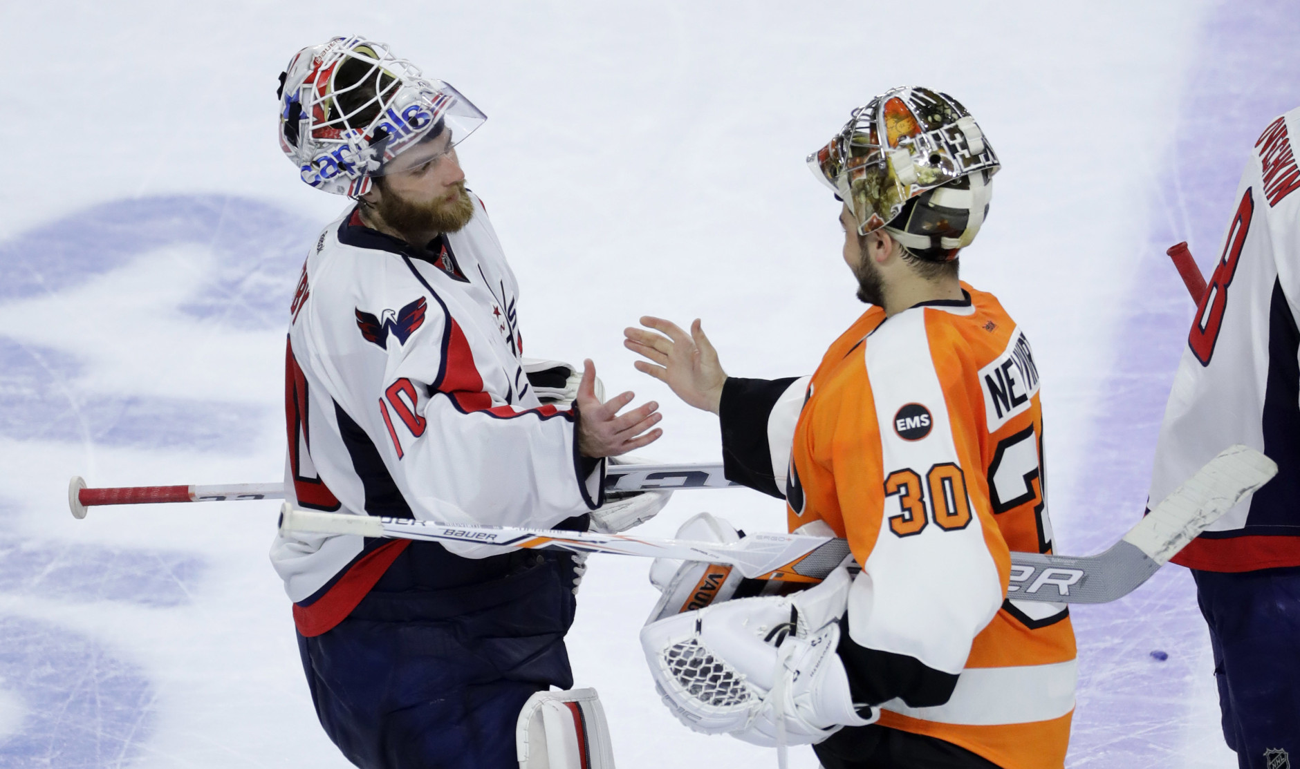 Holtby Confirms He Sustained a Knee Injury in Playoffs  33faa3489f3