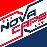 NoVa Caps Logo