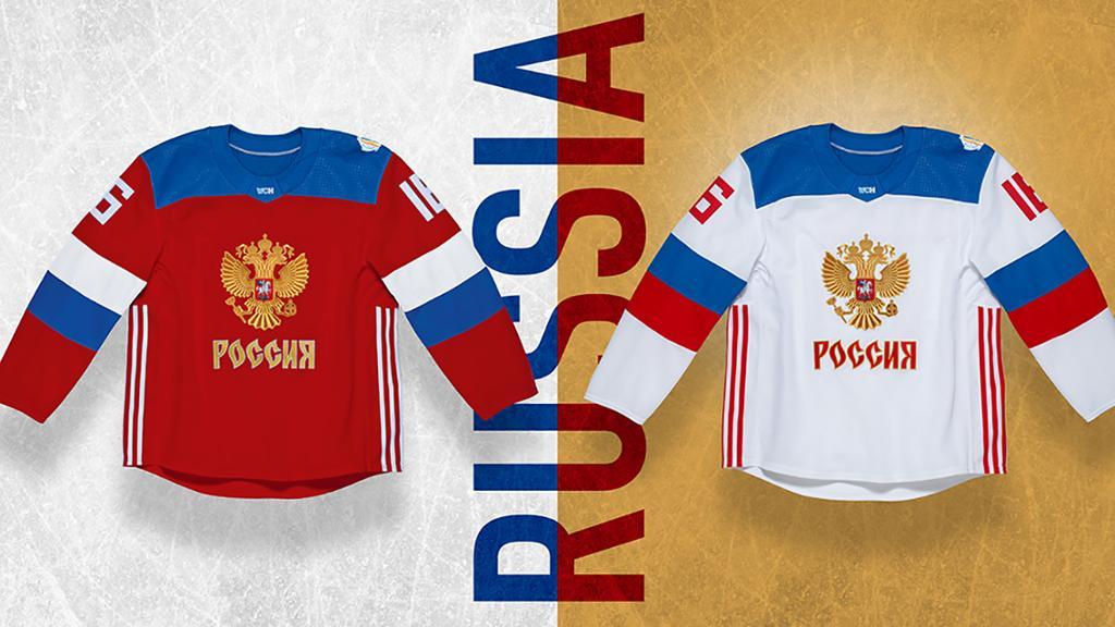 World Cup of Hockey – Meet Team Russia  c50b6317b