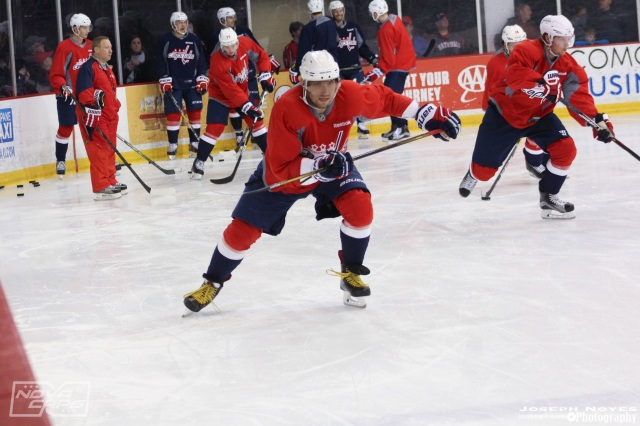 Capitals Announce Training Camp Schedule and Roster  a99d90b0bcea