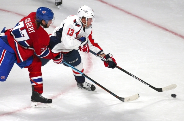 NHL: Preseason-Washington Capitals at Montreal Canadiens