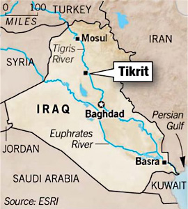 tikrit iraq in high school mike wanted to do things his way and he never lost the desire to become an american soldier he established a relationship