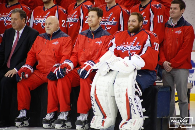 The Capitals took their annual team photo Monday morning at Kettler Capitals  Iceplex. NoVa Caps photographer Joe Noyes was on hand to capture a few of  the ... b221bdbabd0