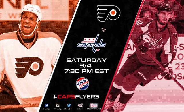 Game Preview  Flyers   Capitals  c11a9e98388