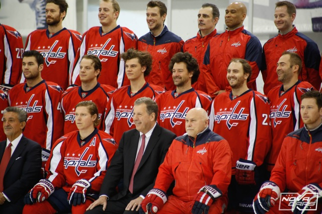 Capitals Team Photo  Things Got a Bit Hairy  3719b8d4dd9