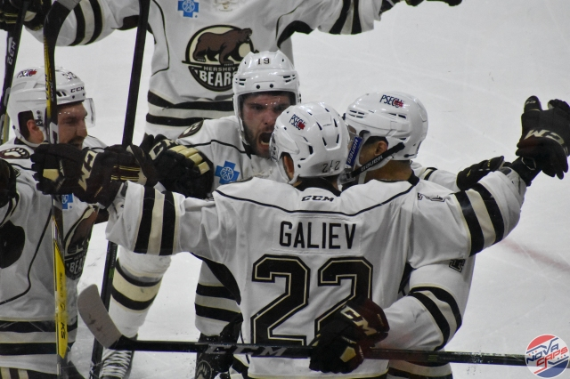 Celebration Galiev goal