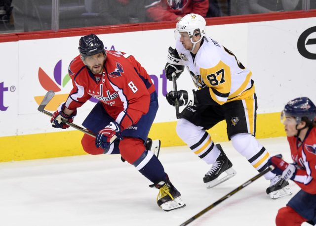 Alex Ovechkin, Sidney Crosby