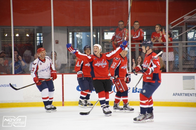 One of the most anticipated events of Washington Capitals Fan Fest 2017 was  the Alumni Game which took place Tuesday evening. Caps alumni were divided  into ... 732e209dced