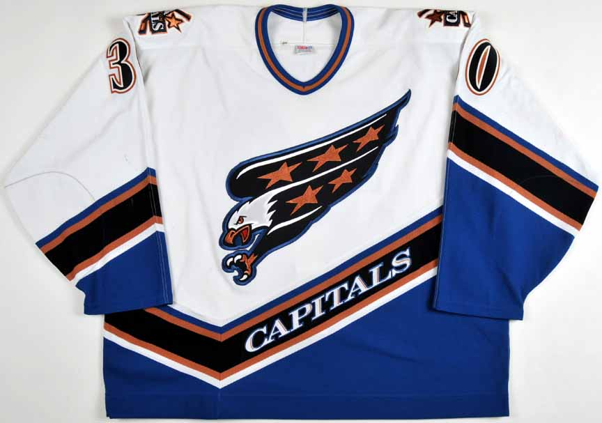 0a56ef0123a Reader's Poll: Which is the Best Capitals Uniform of All-Time? | NoVa Caps