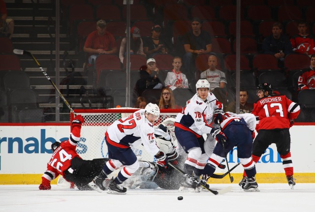 The Washington Capitals fell to the New Jersey Devils 4-1 on Monday night  at the Prudential Center in Trenton 2f448cda3