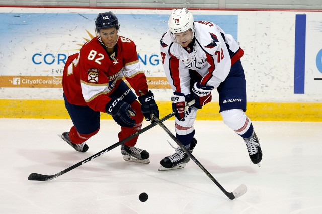 Washington Capitals vs Florida Panthers