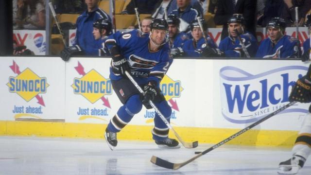 0947a1158 Washington Capitals Alumni Profile  Michal Pivonka