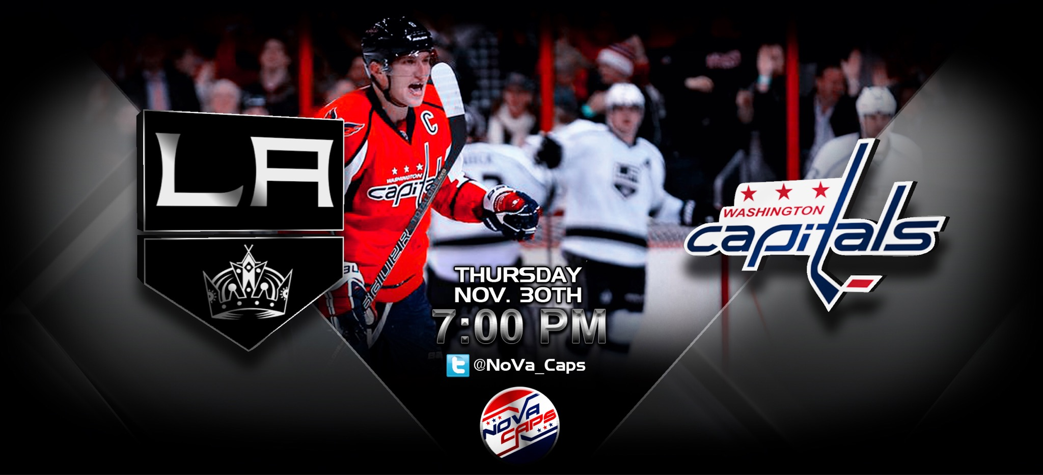 ad4185ef34e Capitals Kick Off Homestand Against Kings