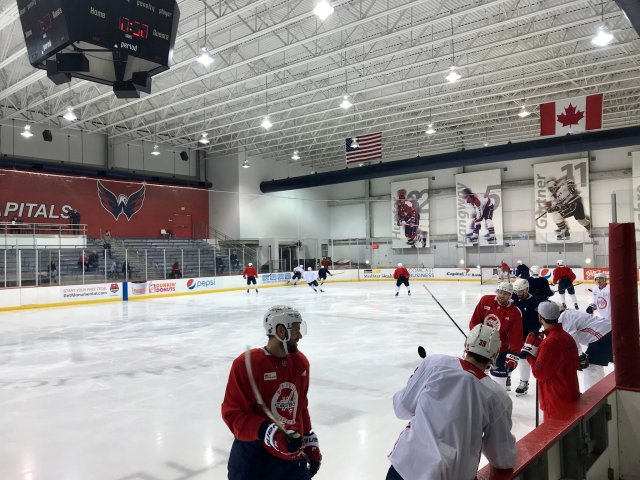 dbaf014fc75 capitals.jpg Photo  Capitals Twitter. The Washington Capitals were back ...