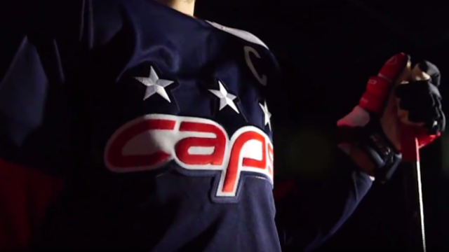 db54b8cec The Washington Capitals unveiled their jerseys that they ll sport for the  Coors Light NHL Stadium Series game vs. the Toronto Maple Leafs on Wednesday  ...