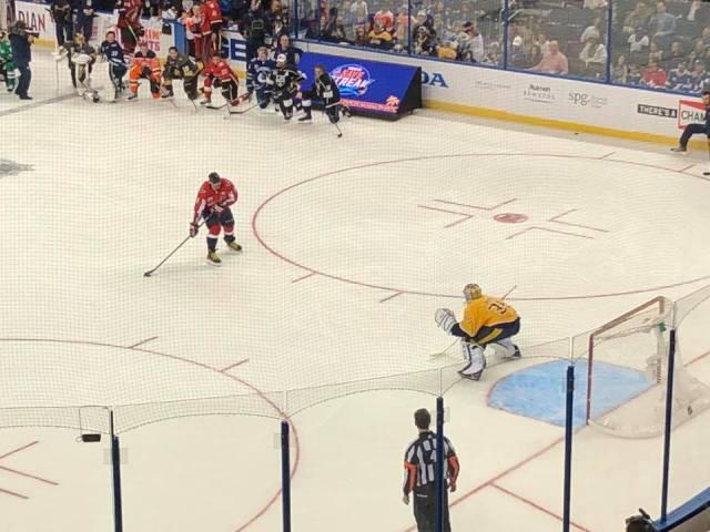 NHL All Star Skills 2