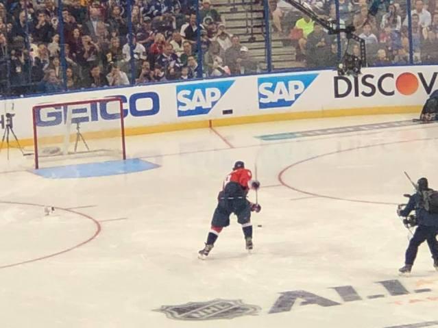NHL All Star Skills 3