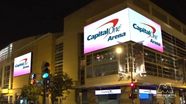 722400f76a6 Capital One Arena  Thoughts From A Season Ticket Holder