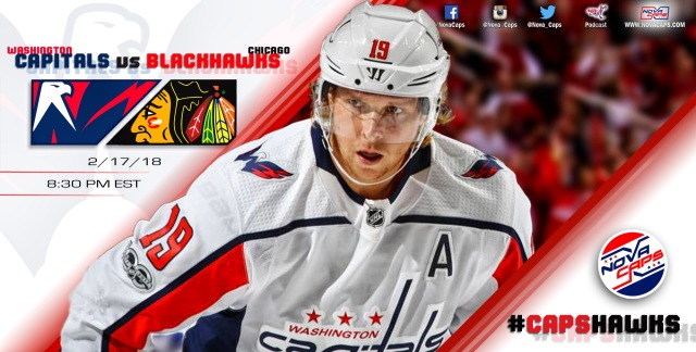 5473996ee92 Game Preview  Capitals at Blackhawks  Caps Continue Season-Long ...