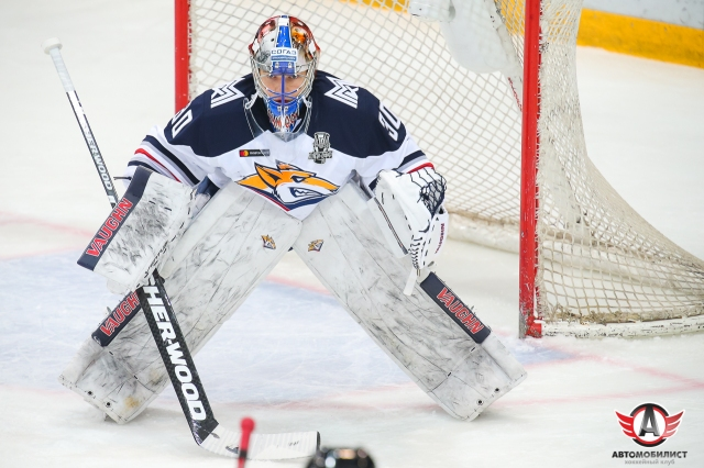 Capitals Prospect Ilya Samsonov Wins First Game of Playoffs for Metallurg  Magnitogorsk 4a8b95214aed