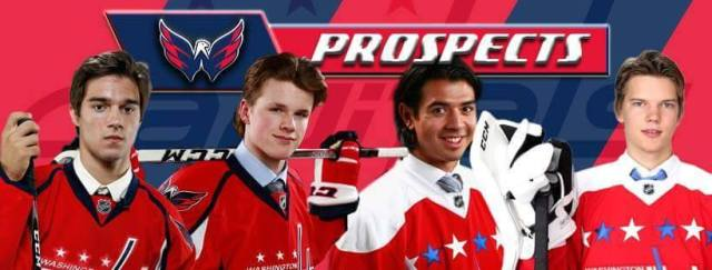 02b2a7e917b This is the sixth installment of NoVa Caps  Washington Capitals  monthly  prospect report for the 2017-2018 season. The report is a compendium of  stats