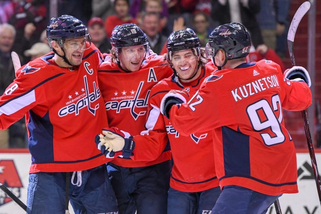 a74e3340765 Photo  NHL Getty Images. With the Washington Capitals ...