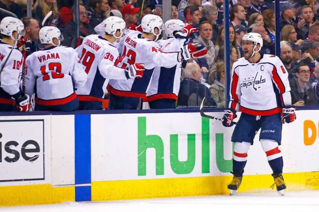 dc99cbf8c0e Alex Ovechkin is Ready for a Rematch with Pittsburgh