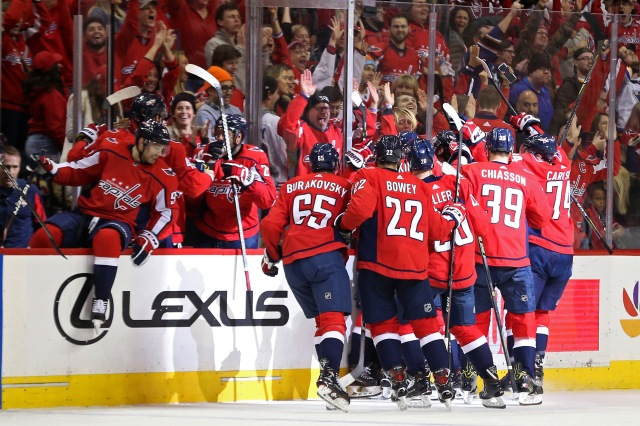 NHL: St. Louis Blues at Washington Capitals