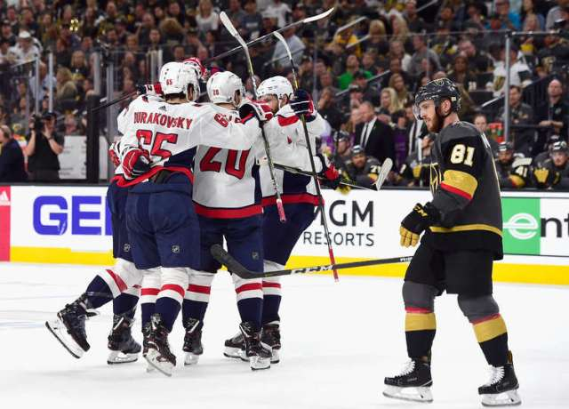 Capitals vs. Golden Knights – Game 2  A Look At The Numbers  ff2bcb89e0f