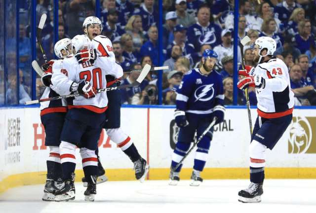 Capitals vs. Lightning – Game 7  A Look At The Numbers  85fa01494a9