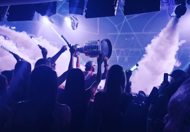 Pictures and Videos from the Washington Capitals Post Game Celebration in  Las Vegas 93e17d920cb