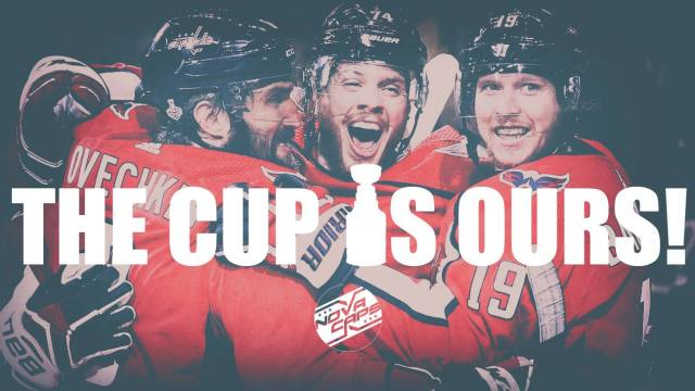 4dda040d Capitals Beat Knights 4-3; Win First Stanley Cup in Franchise ...